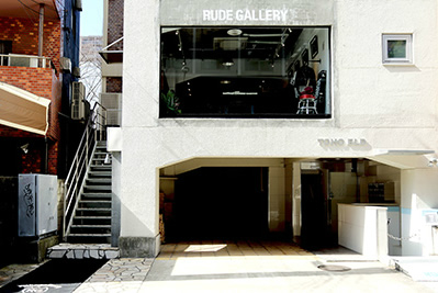 RUDE GALLERY TOKYO