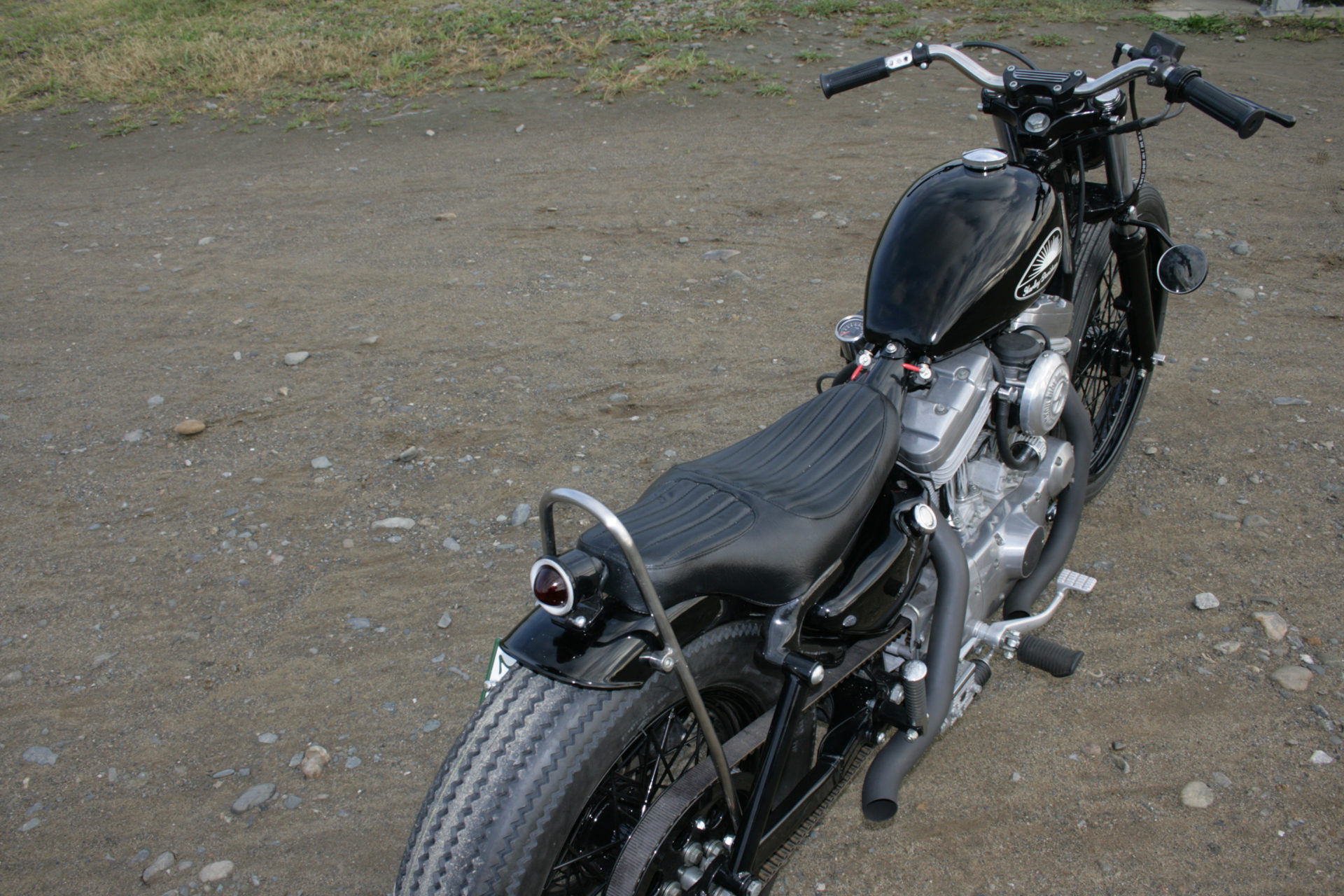 SPORTSTER CUSTOM SP-01