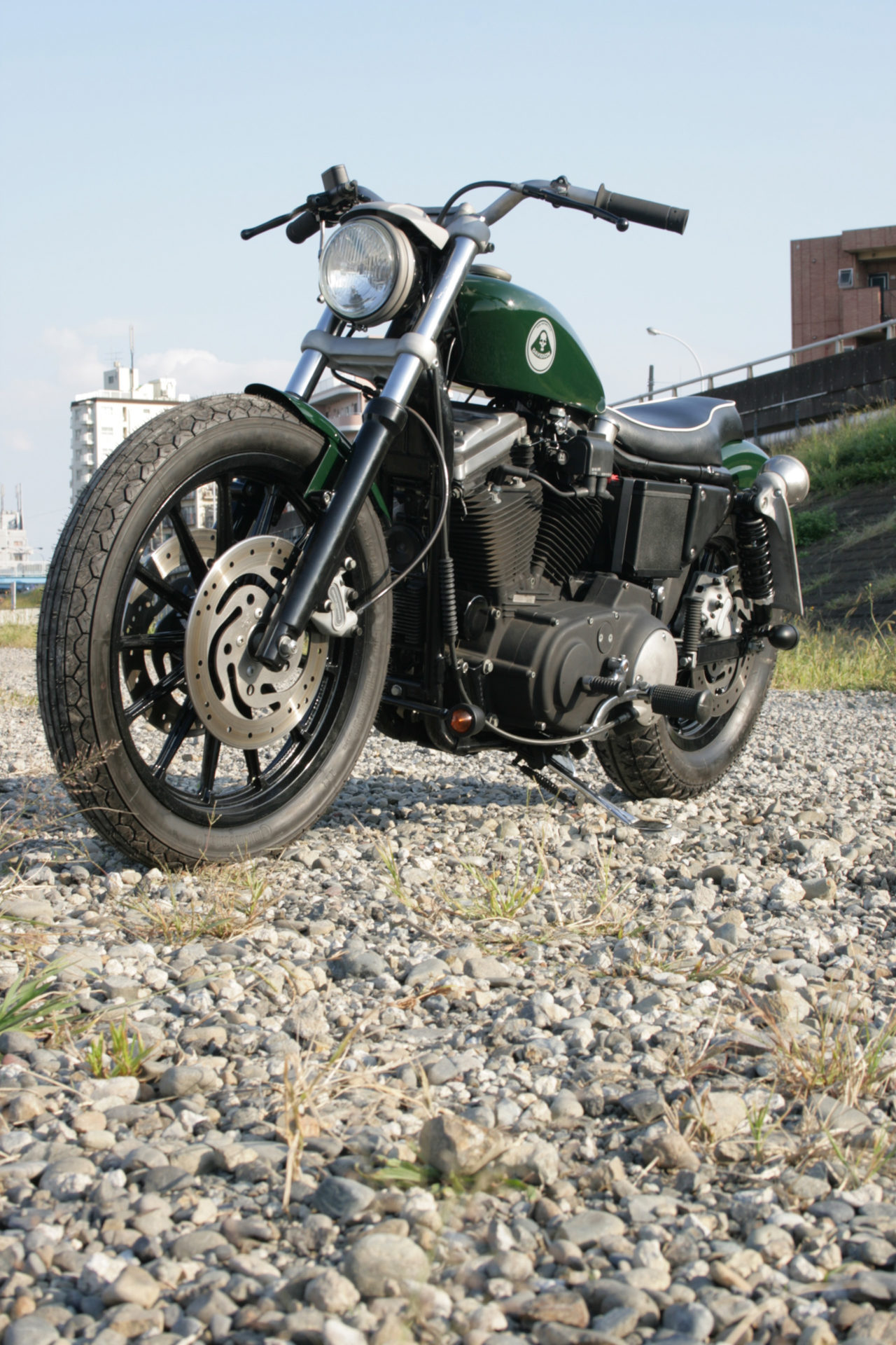 SPORTSTER CUSTOM SP-02