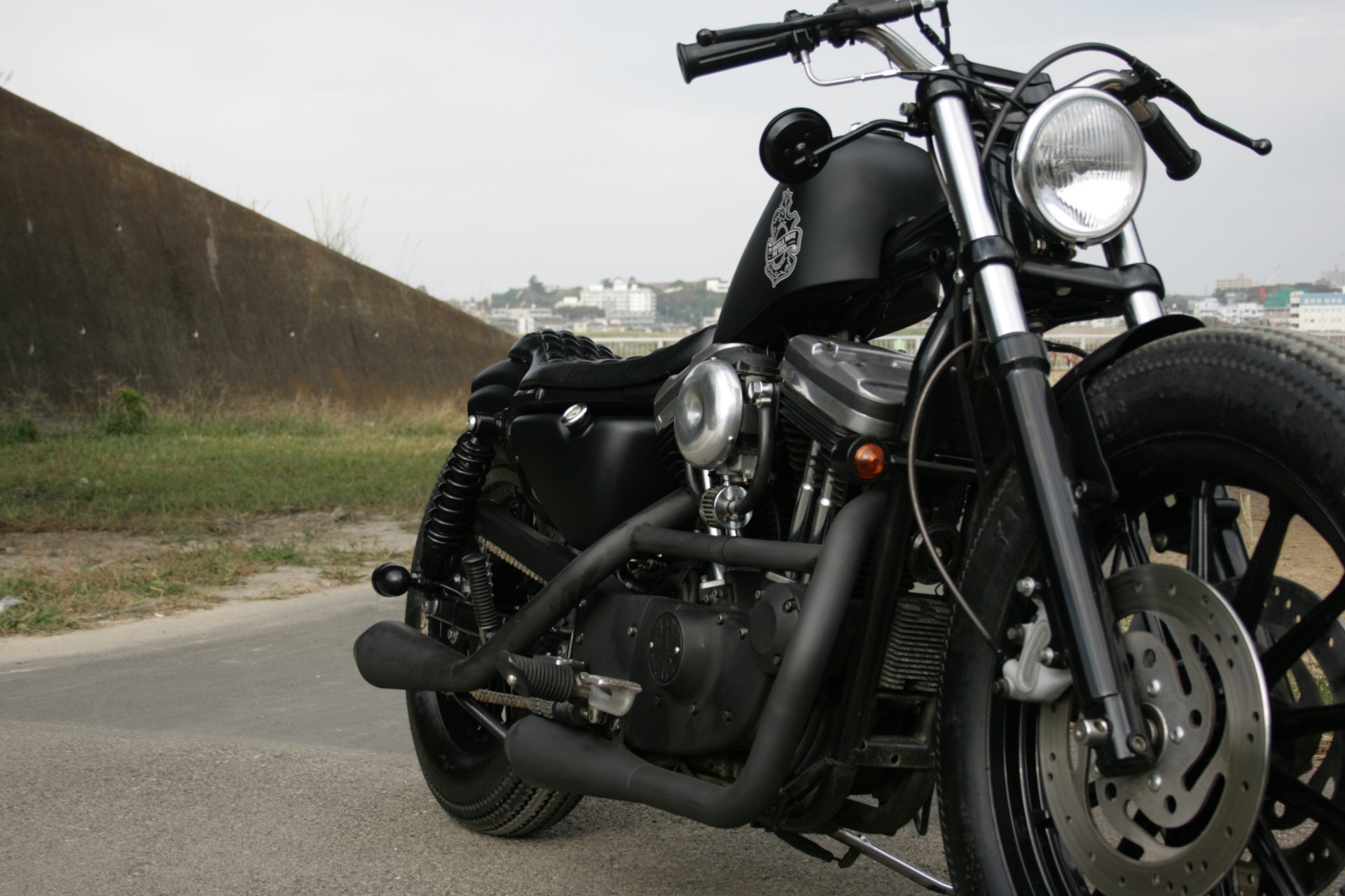 SPORTSTER CUSTOM SP-06