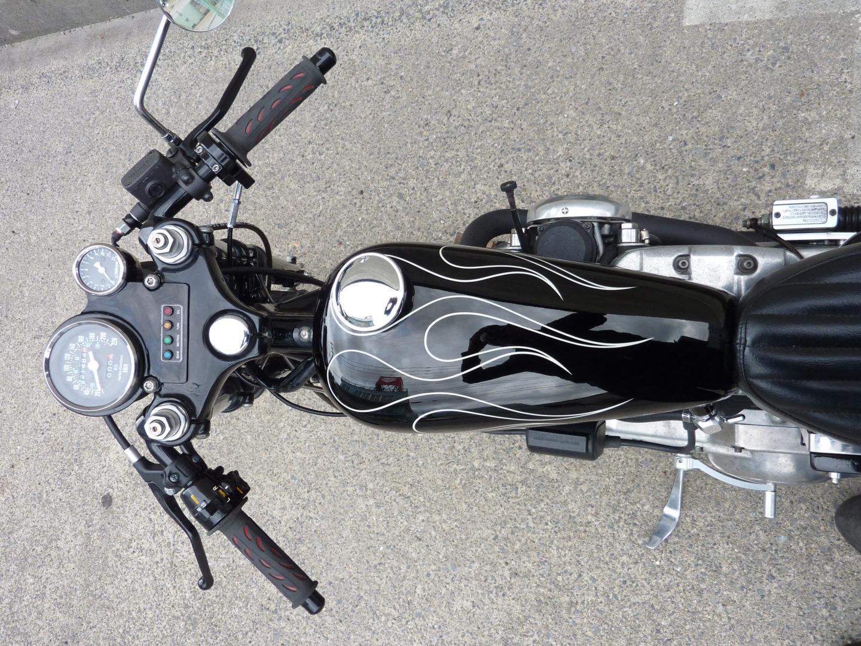 SPORTSTER CUSTOM SP-10