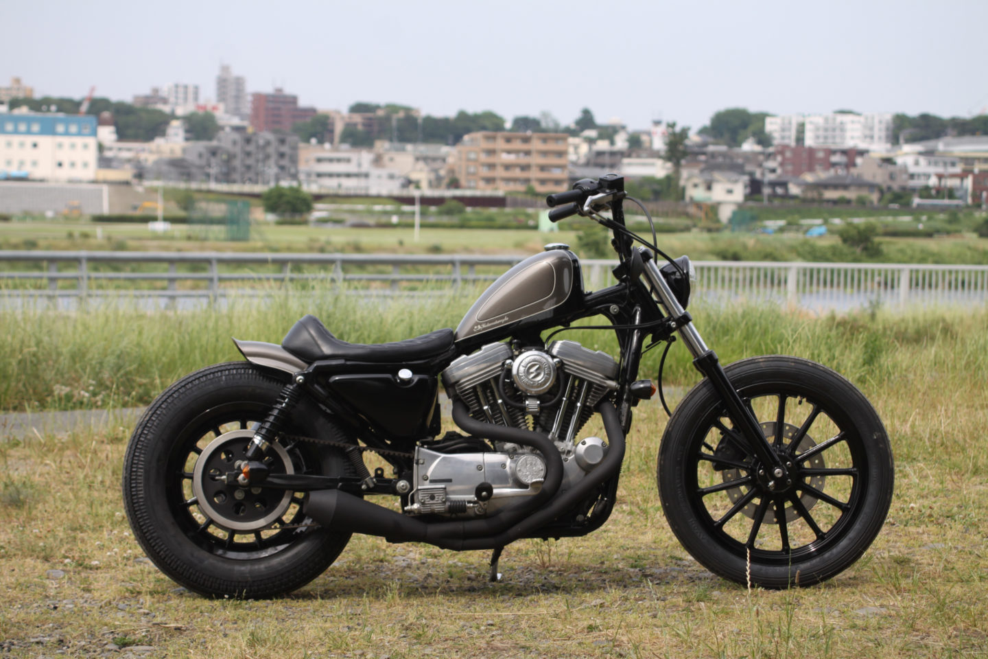 SPORTSTER CUSTOM SP-40