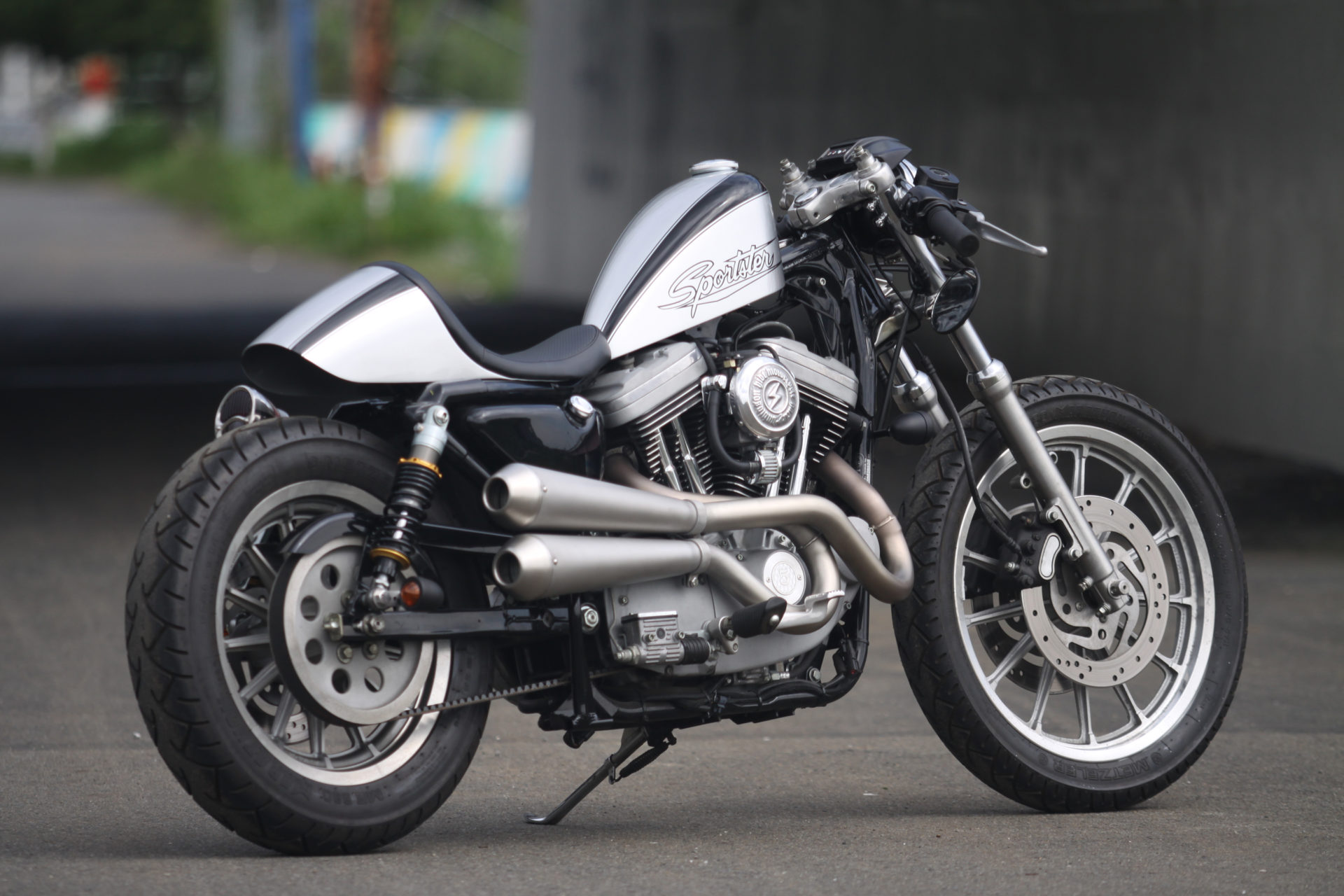 SPORTSTER CUSTOM SP-43