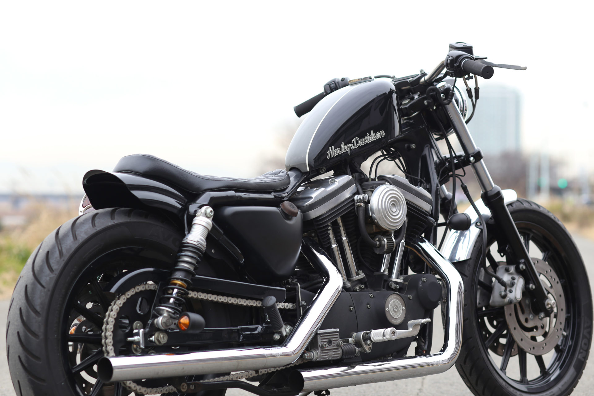 SPORTSTER CUSTOM SP-50