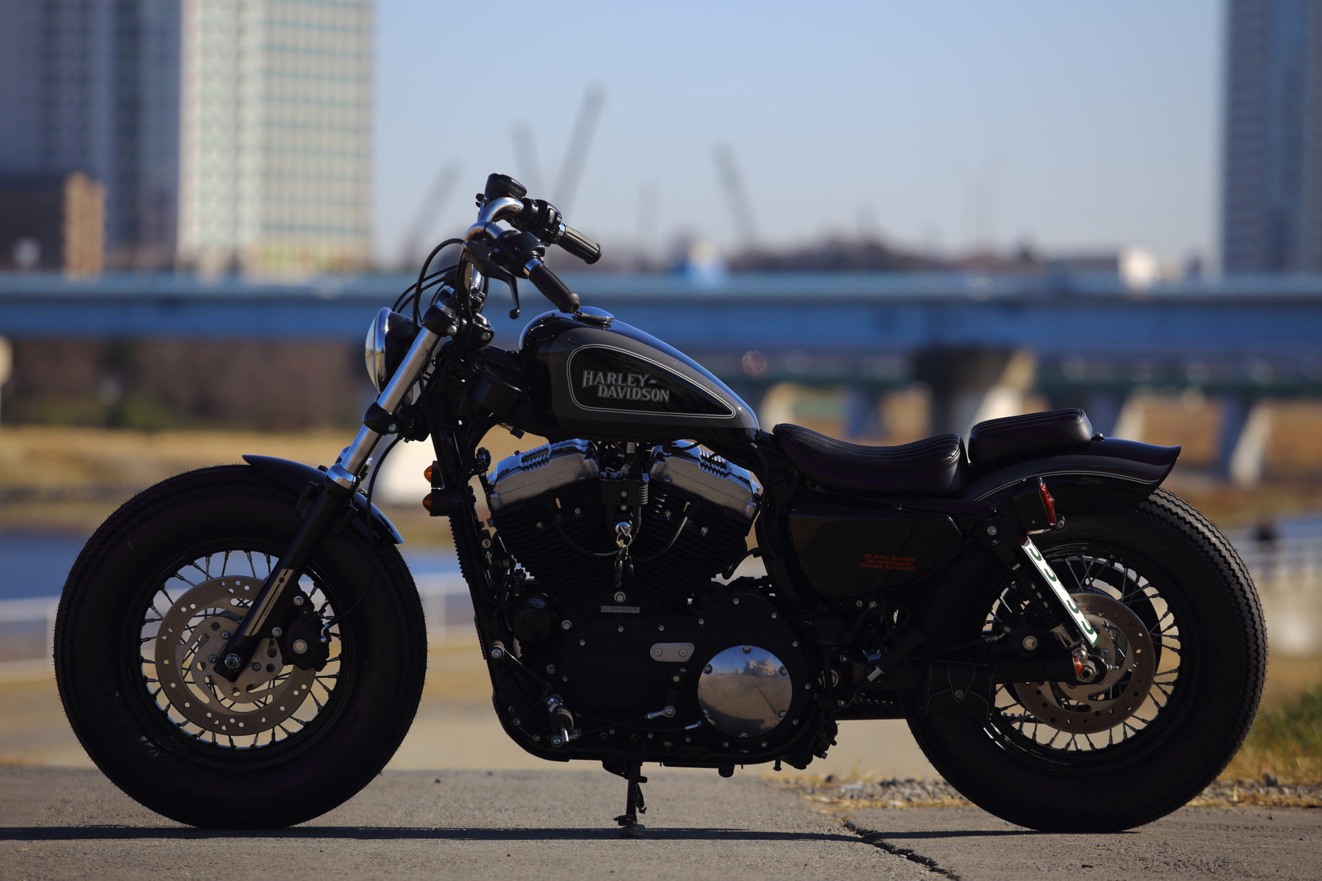 SPORTSTER CUSTOM SP-51