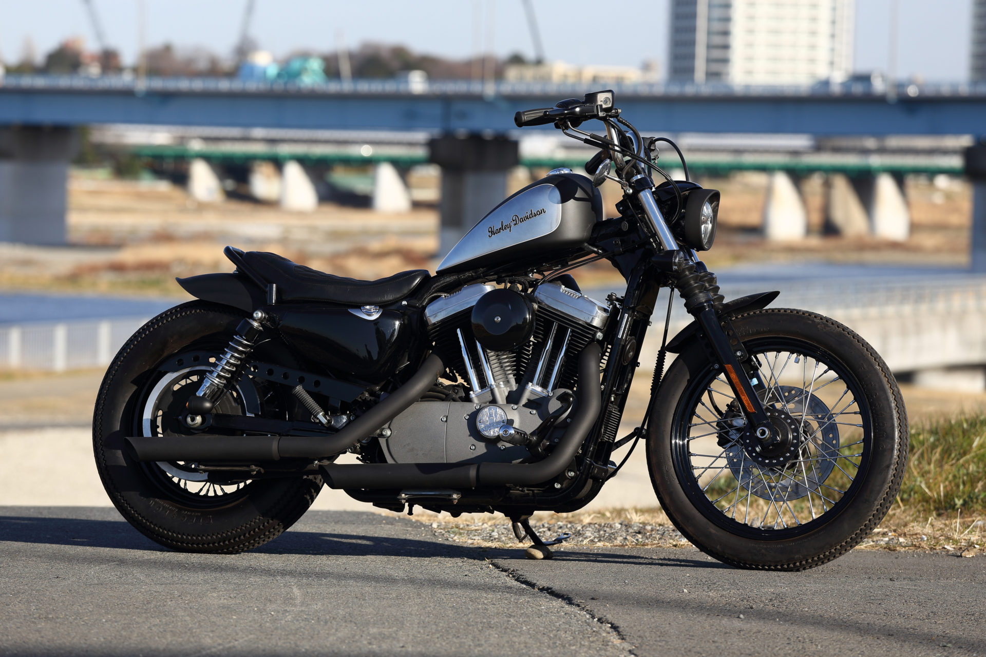 SPORTSTER CUSTOM SP-52