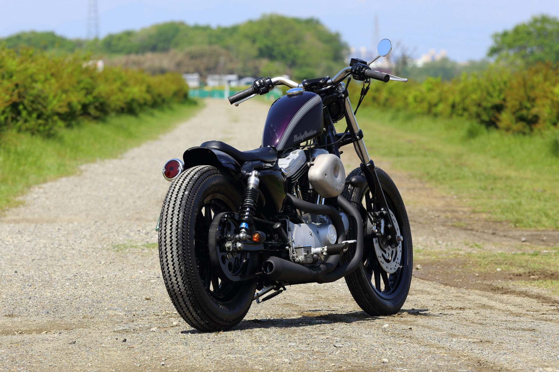 SPORTSTER CUSTOM SP-54