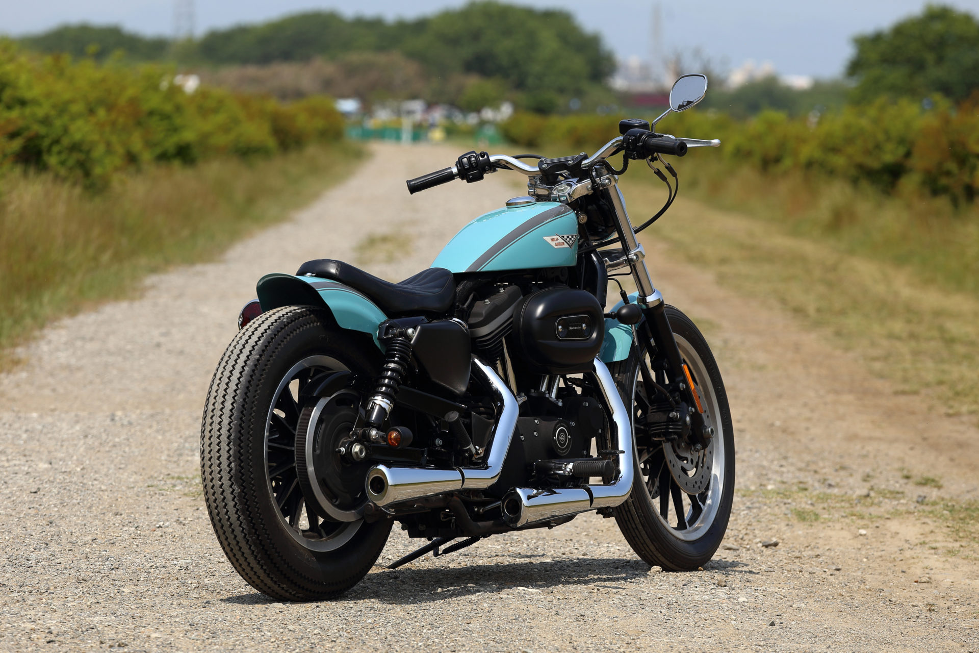 SPORTSTER CUSTOM SP-55