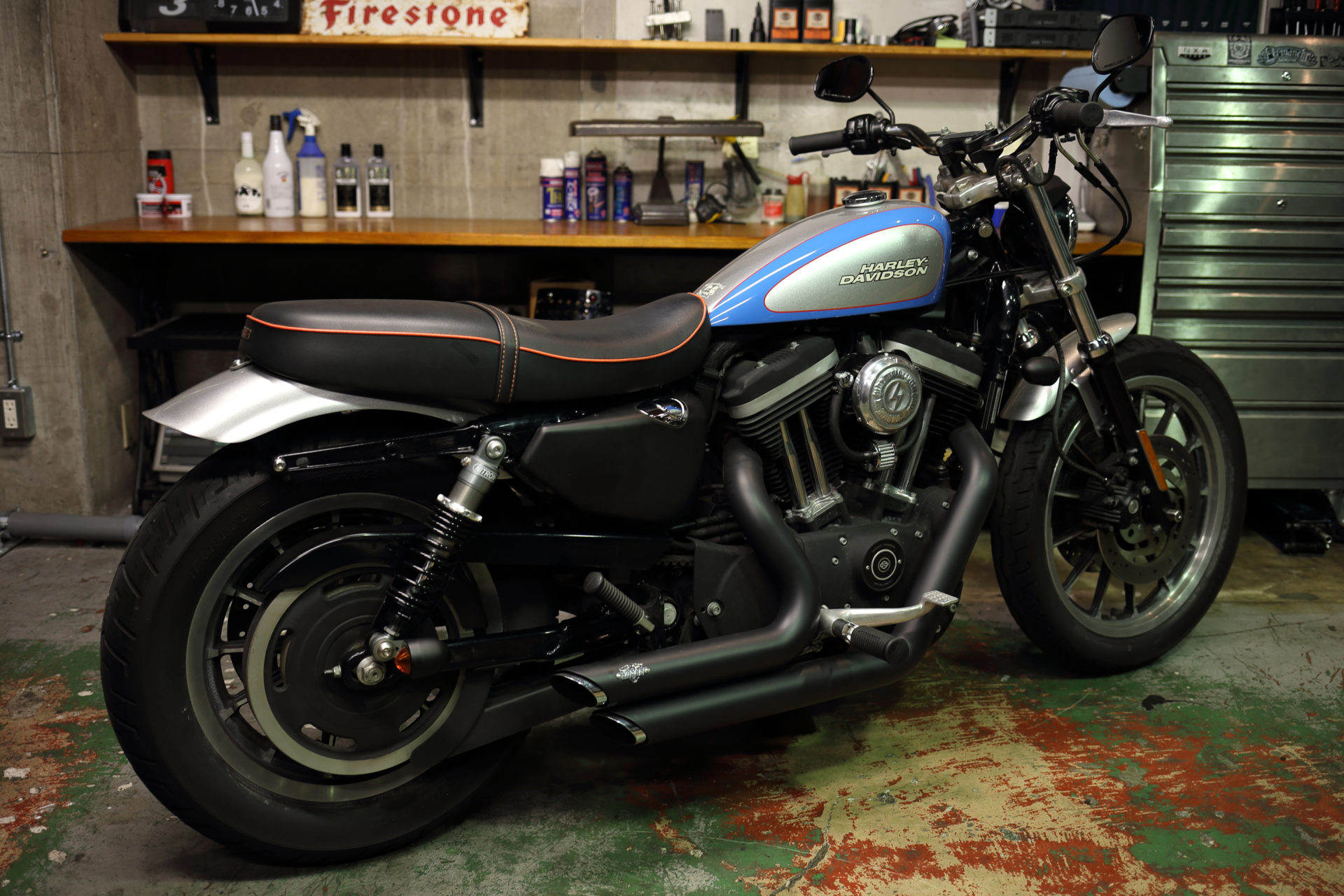 SPORTSTER CUSTOM SP-58