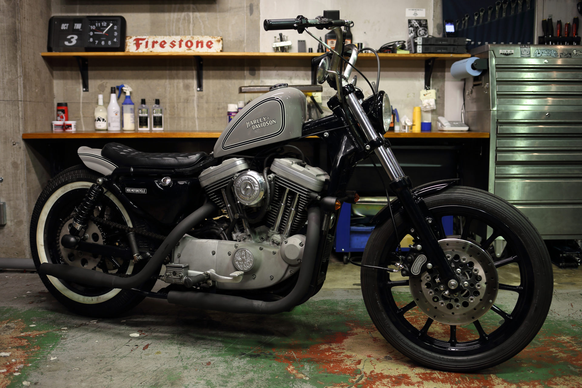 SPORTSTER CUSTOM SP-59