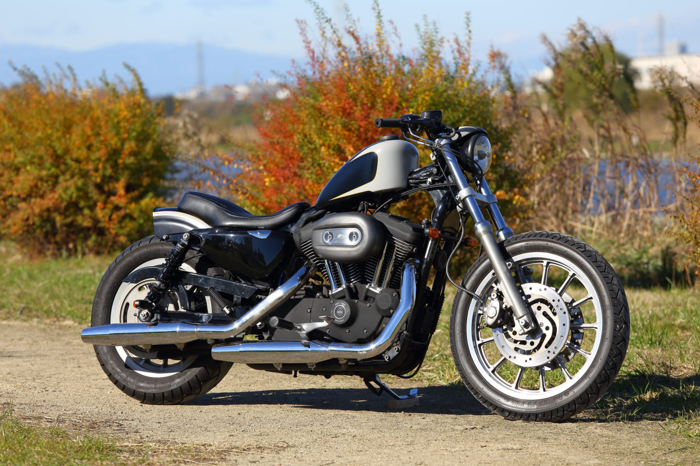 SPORTSTER CUSTOM SP-85