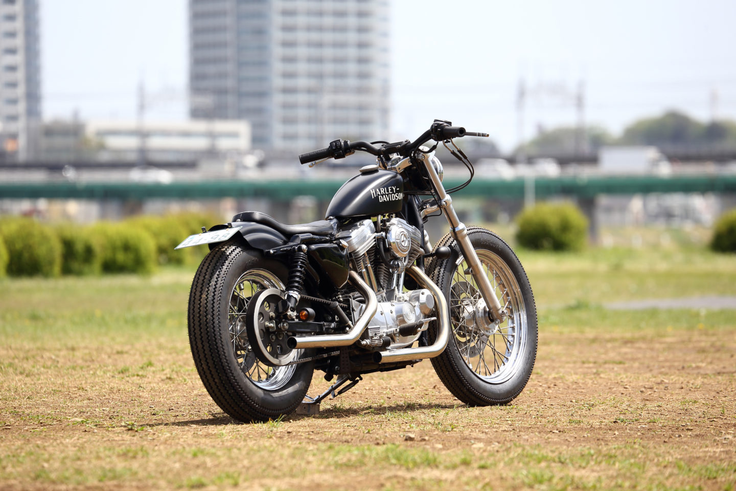 SPORTSTER CUSTOM SP-87