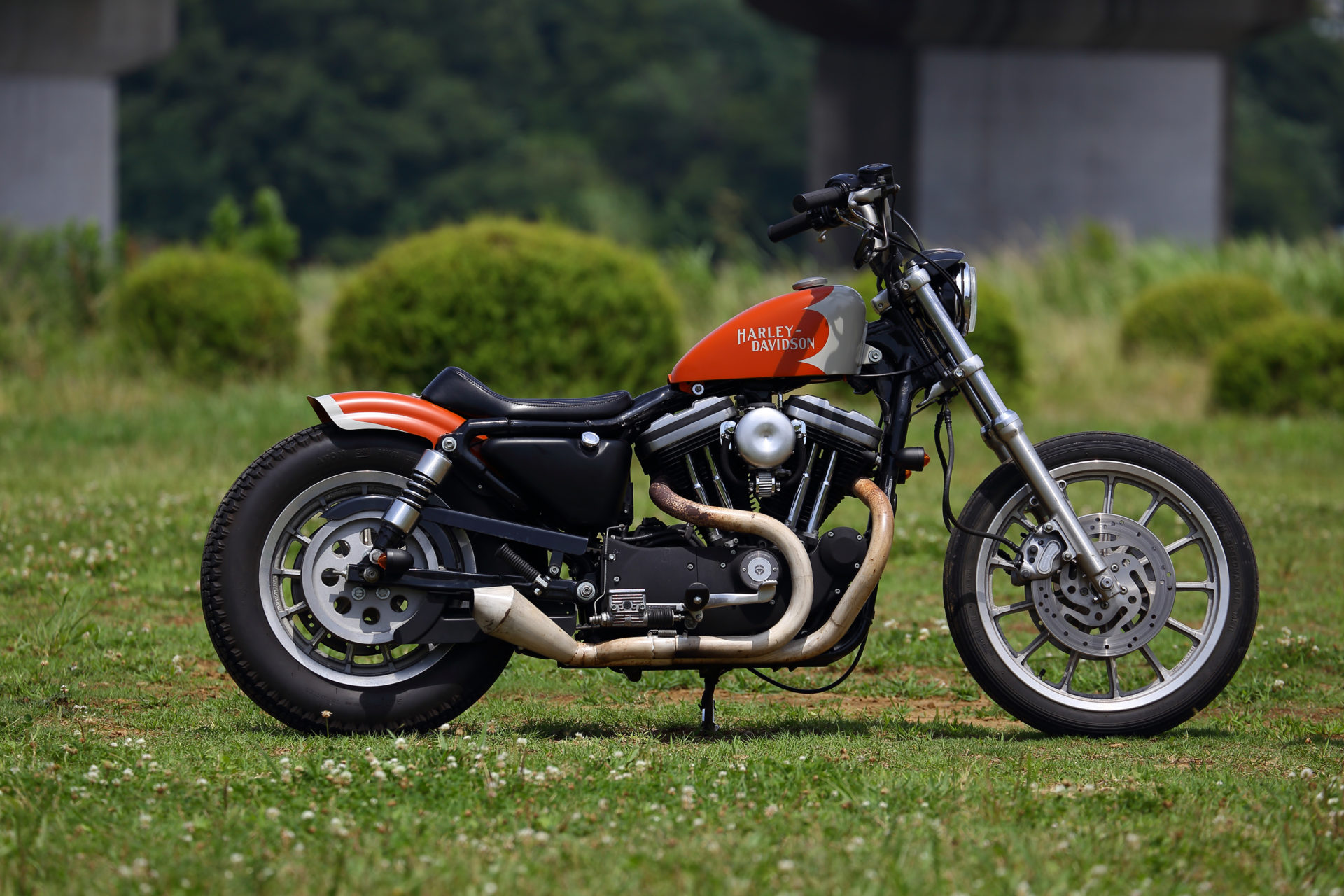 SPORTSTER CUSTOM SP-88