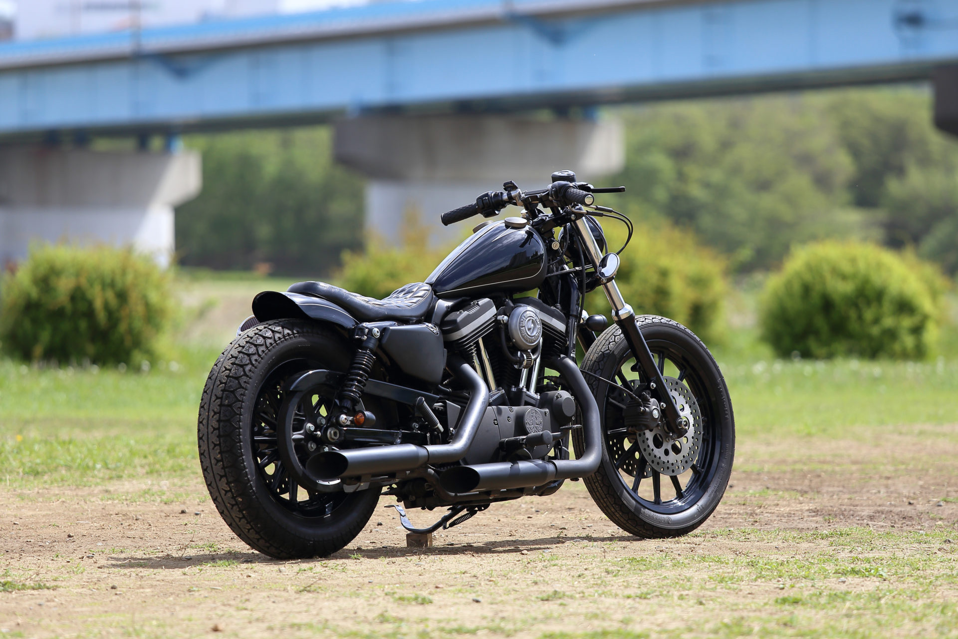 SPORTSTER CUSTOM SP-101