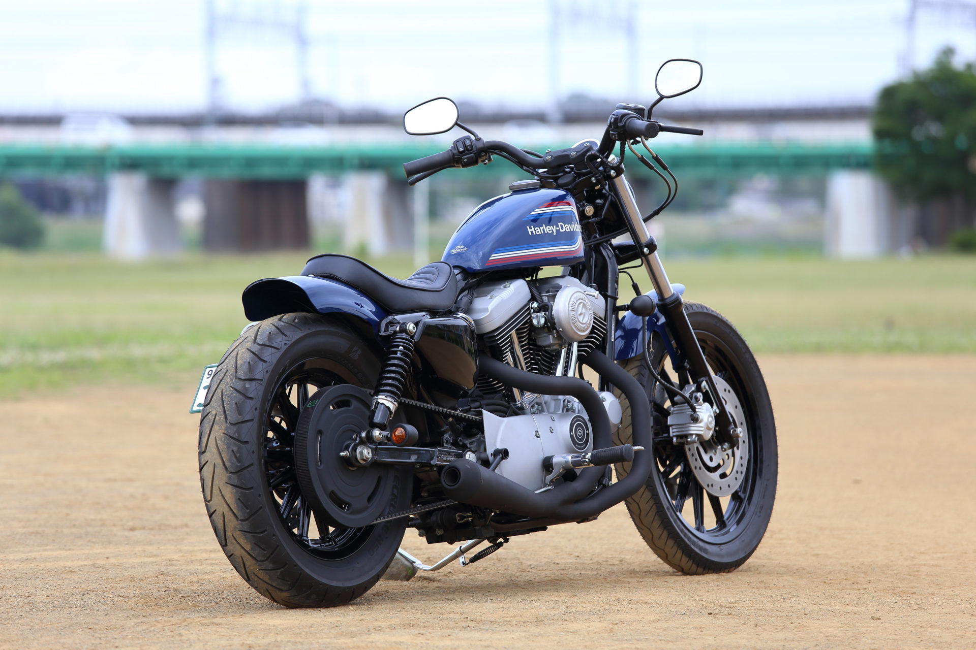 SPORTSTER CUSTOM SP-102