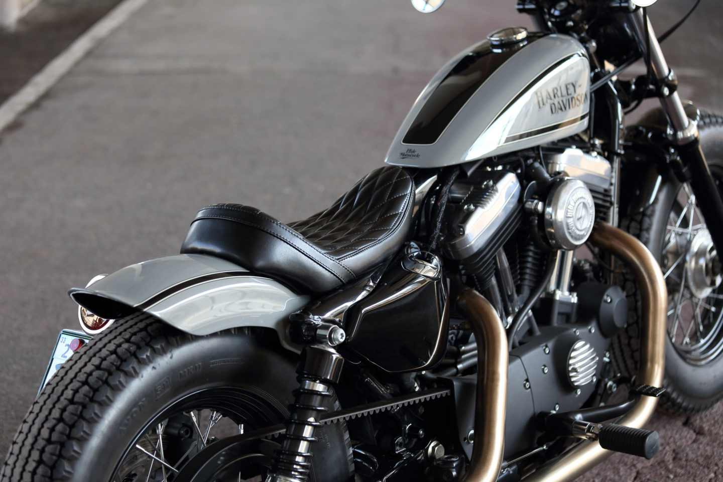 SPORTSTER CUSTOM SP-104
