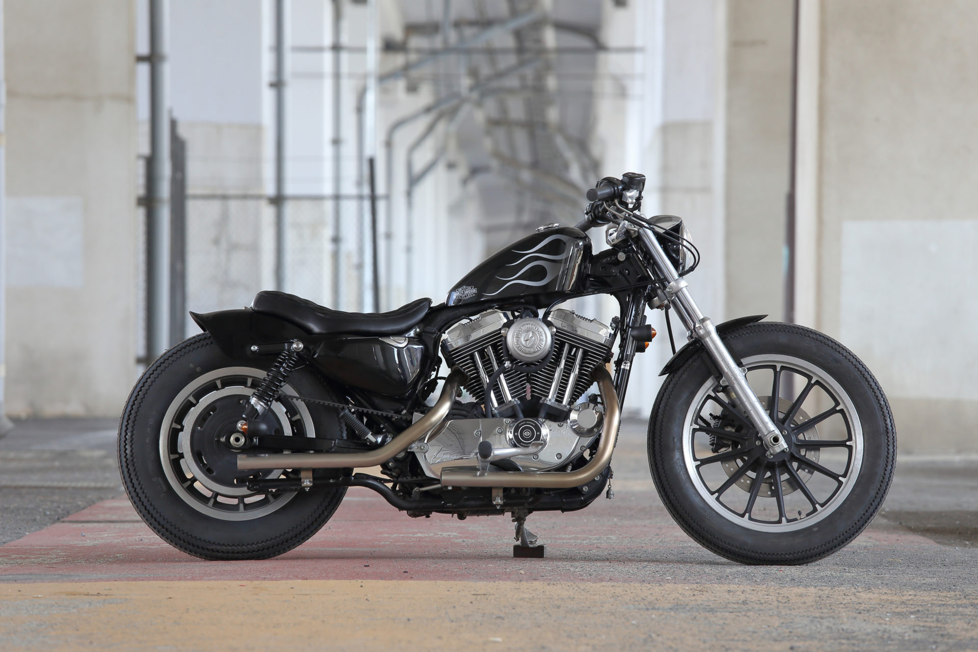 SPORTSTER CUSTOM SP-108