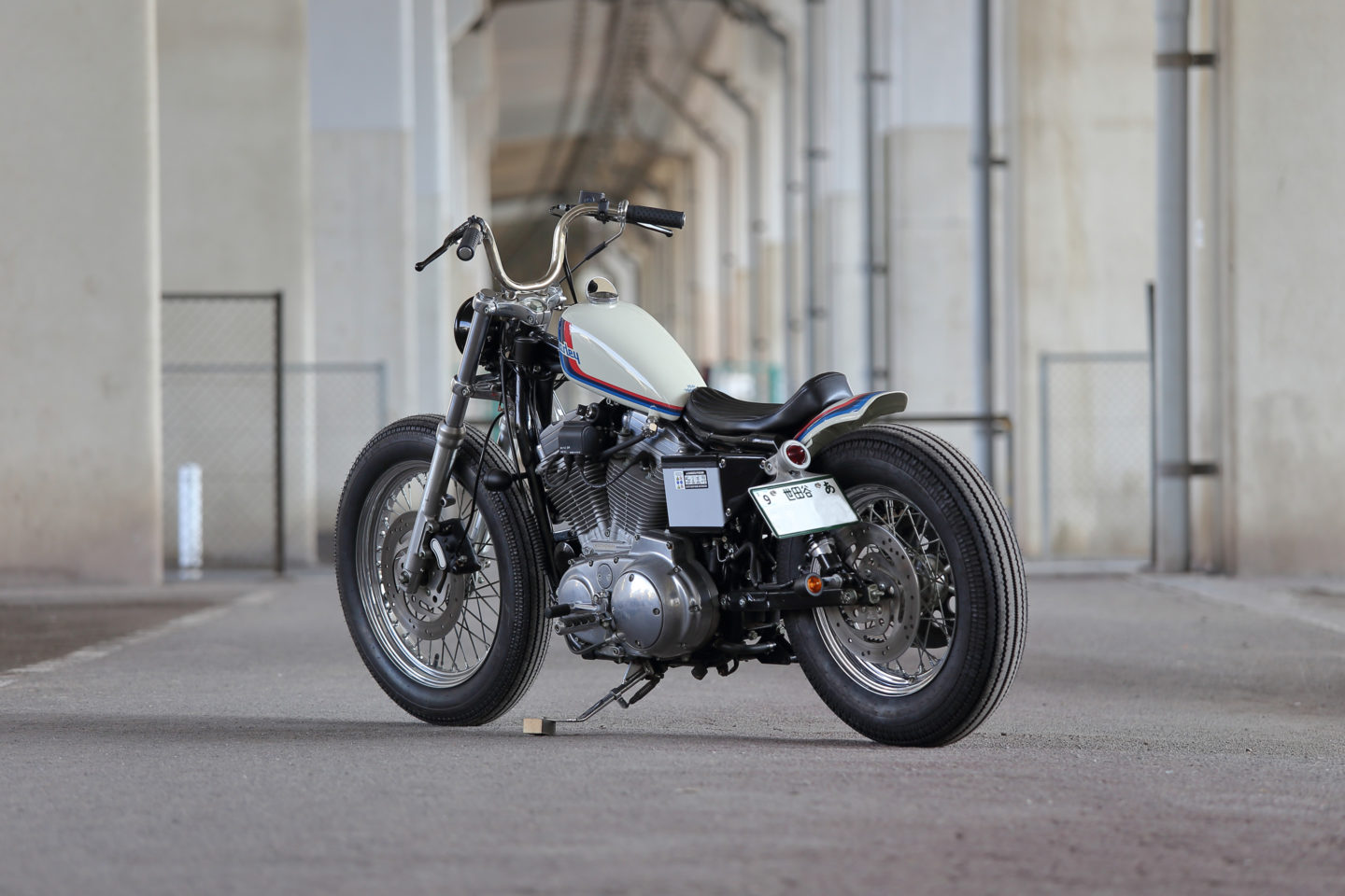 SPORTSTER CUSTOM SP-109