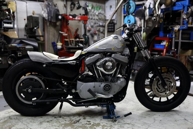 Coming Soon Sportster Custom