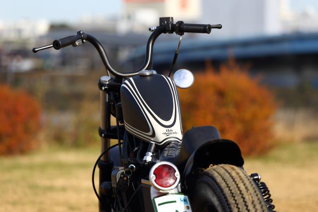 Hidemo Sportster custom