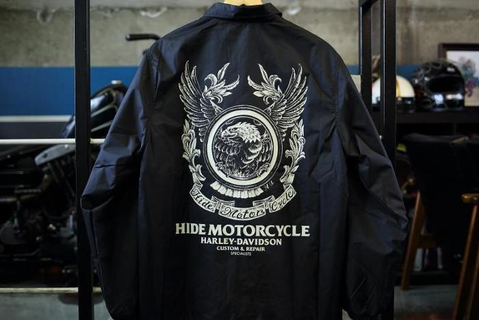 Magical Design×Hide Motorcycle COACH JKT